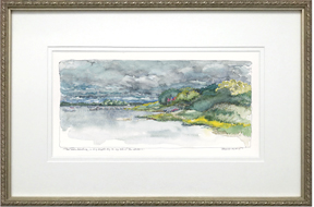Stormy Skies Over North Bay frame